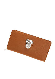 MICHAEL Michael Kors Hamilton Large Zip Around Wallet