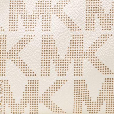 Michael Michael Kors: Vanilla MICHAEL Michael Kors Fulton Large Crossbody