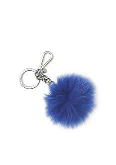 MICHAEL Michael Kors Key Charms Fur Pom Pom Bag