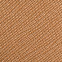 Wallets: Brown/Peanut MICHAEL Michael Kors Bedford Medium Double Zip Wristlet