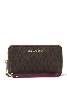 MICHAEL Michael Kors Jet Set Large Flat Phone Case