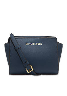MICHAEL Michael Kors Selma Mini Messenger Crossbody