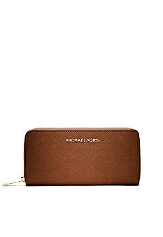 MICHAEL Michael Kors Jet Set Travel Zip Around Continental