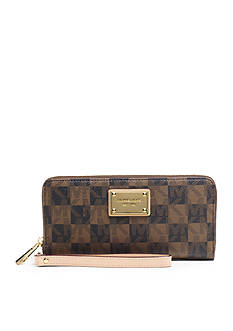 MICHAEL Michael Kors Jet Set Tech Continental Wallet