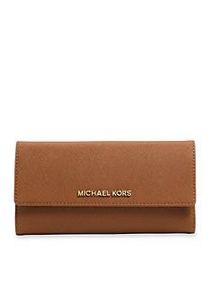 MICHAEL Michael Kors Jet Set Travel Checkbook Wallet