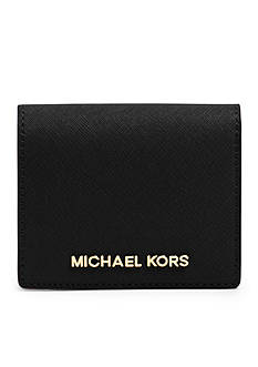 MICHAEL Michael Kors Jet Set Flap Card Holder