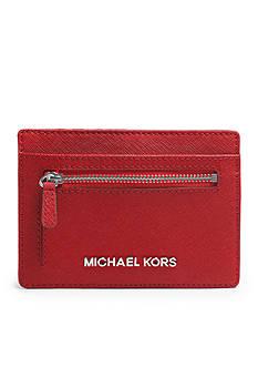 MICHAEL Michael Kors Jet Set Travel Flat Card Holder