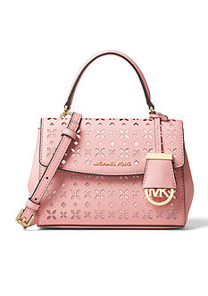 MICHAEL Michael Kors Ava Perforated Leather Crossbody