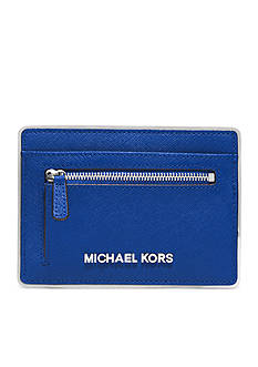 MICHAEL Michael Kors Jet Set Travel Specchio Flat Card Holder