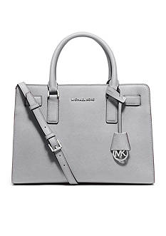 MICHAEL Michael Kors Dillon Saffiano Leather Satchel