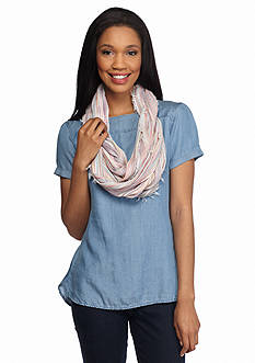 Collection XIIX Ocean Wave Infinity Scarf