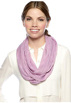Collection XIIIX Solid Loop Scarf