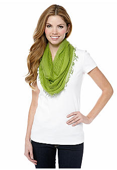 Collection XIIIX Laidback Loop Scarf