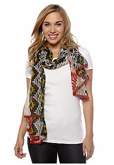 Collection XIIIX Mosaic Creations Scarf