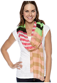 Collection XIIIX Bright Stripe Wrap