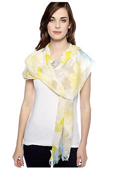 Collection XIIIX Lightweight Tropical Wrap