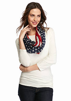 Collection XIIX Show Your Pride Infinity Scarf