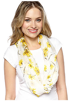 Collection XIIIX Dancing Daisies Wrap