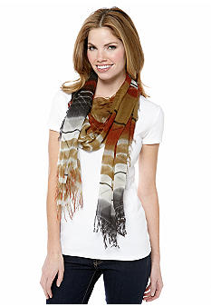 Collection XIIIX Fresh Stripe Scarf