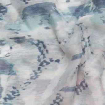 Women: Collection Xiix Accessories: Blue Ink Collection XIIX Magic Carpet Wrap