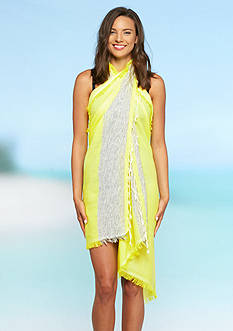 Collection XIIX Beach Wrap