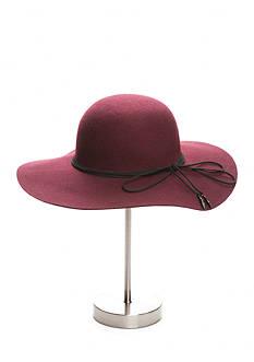 BCBGeneration Charming Felt Floppy Hat