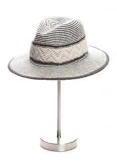 BCBGeneration Tribal Panama Hat