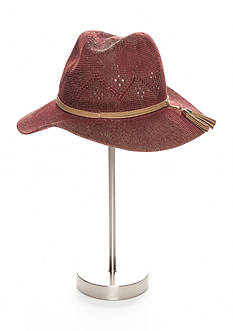 Collection XIIX Tassled Packable Panama Hat