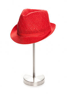 Collection XIIX Color Expansion Fedora Hat