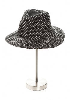 Collection XIIX Pattern Packable Panama Hat