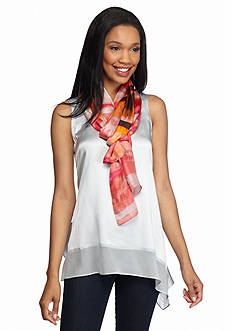Vince Camuto Aura Stripe Scarf