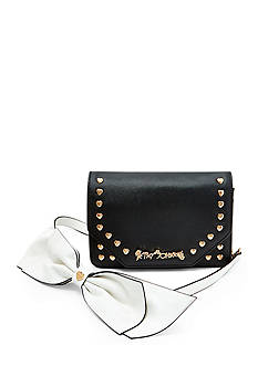 Betsey Johnson Cross Crossbody