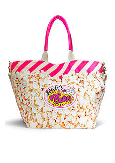 Betsey Johnson Popcorn Tote