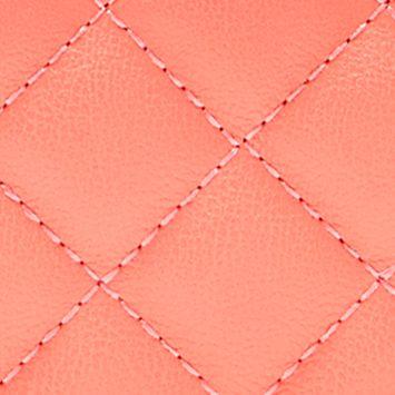 Handbags and Wallets: Coral Betsey Johnson Family Ties Zip Around Wallet