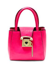 Betsey Johnson You Rang Bucket Shoulder Bag