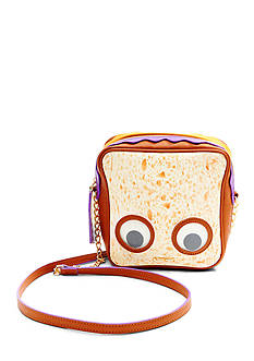 Betsey Johnson That's My Jam PB&J Crossbody