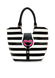 Betsey Johnson Loop-Di-Loo Tote