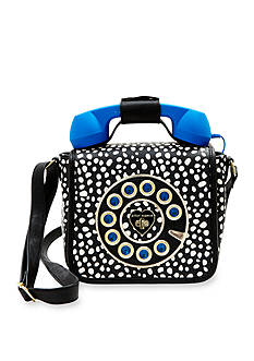 Betsey Johnson Phone A Friend Crossbody