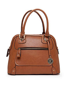 London Fog Knightsbridge Dome Tote