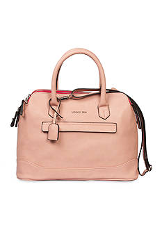 London Fog Preston Triple Satchel