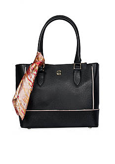 London Fog Rita Double Satchel