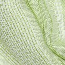 Juniors Scarves: Celery Cejon Two-Tone Woven Variegated Stripe Infinity Scarf
