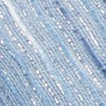 Cejon Women Sale: Denim Cejon Lurex Space Dye Infinity Scarf