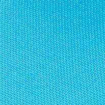 Women: Scala Collezione Accessories: Turquoise Scala Collezione Cotton Bow Back Velcro® Visor