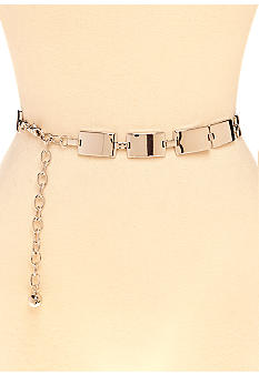 New Directions® Rectangle Smooth Chain Belt