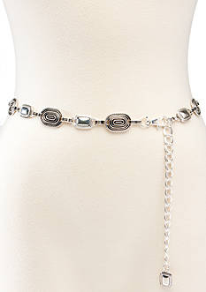 New Directions Ribbed Edge Chain Belt