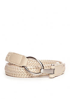 New Directions Braided Stretch Belt
