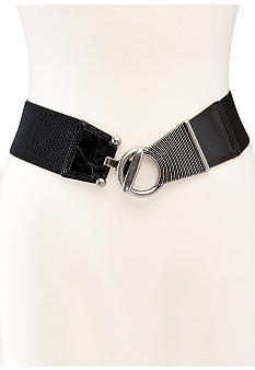 New Directions® Textured Stretch Belt