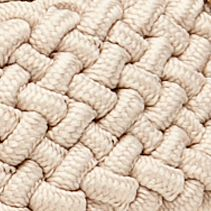 New Directions Handbags & Accessories Sale: Natural New Directions Fabric Stretch Braided Belt