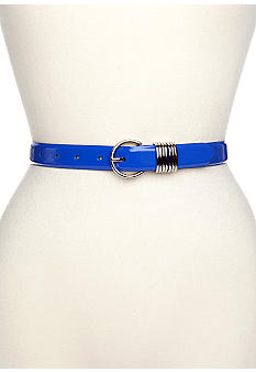 New Directions Patent Panel Belt with Buckle Set